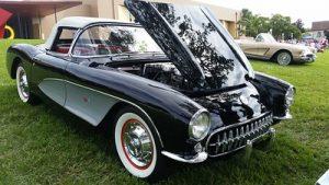 Chevy Corvette: St. Louis Built