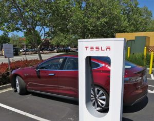 Tesla Supercharger: How It Stacks Up