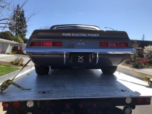 Muscle Cars: Will We See Electric Horses?