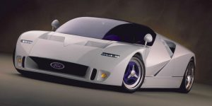 GT90 Is The Craziest Supercar That Ford Never Produced Massively