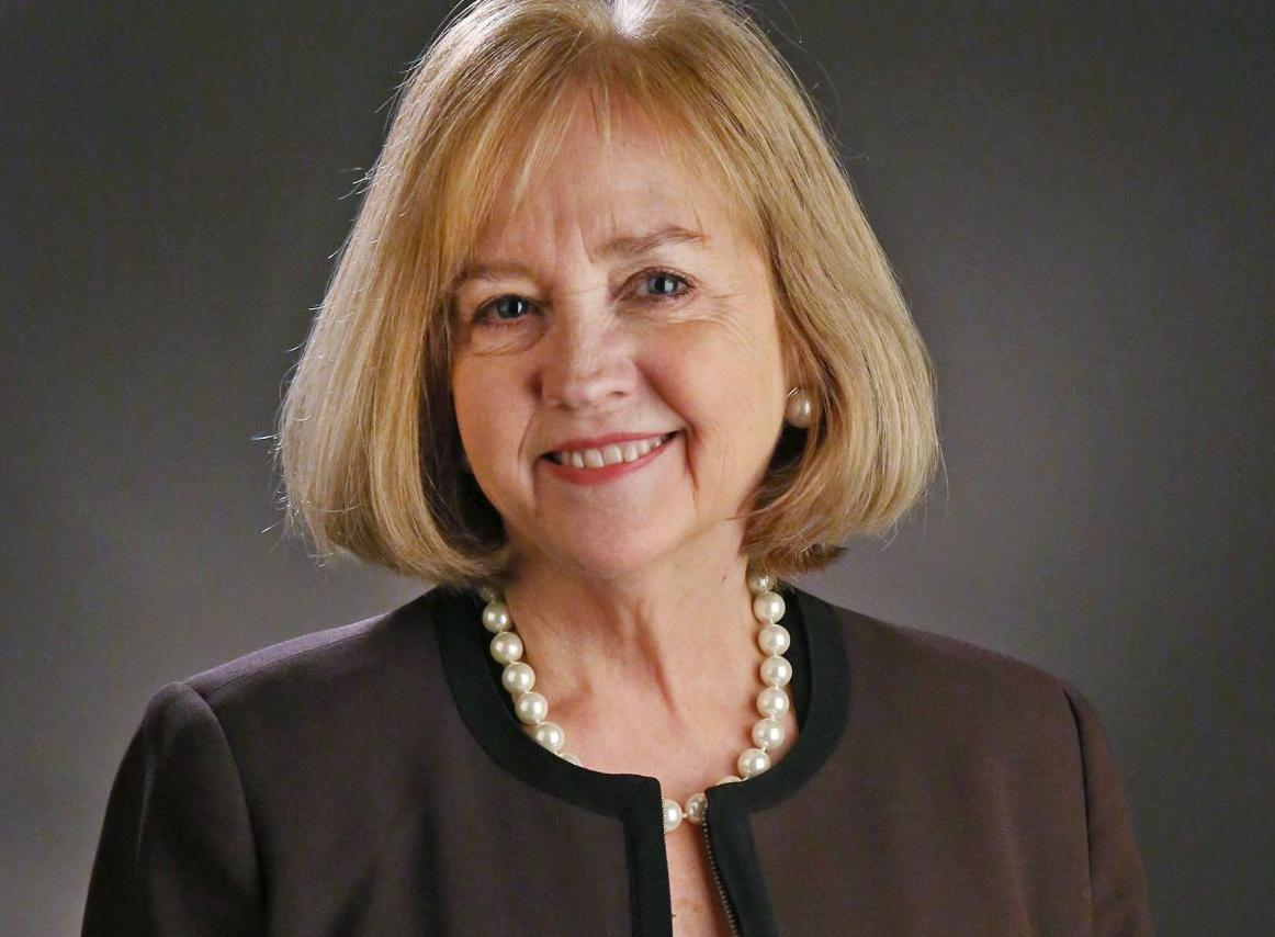 Mayor Lyda Krewson Welcomes In The Stimulus Command Center
